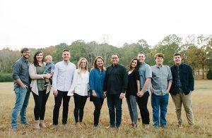 Chris Hodges Family