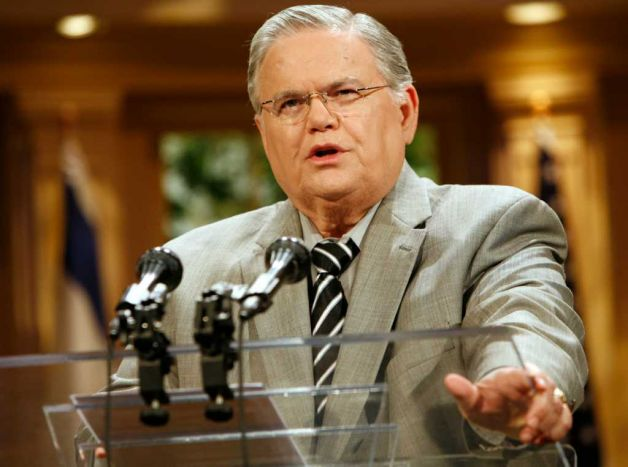 John Hagee Biography, Age, First Wife, Wife, Children, Books