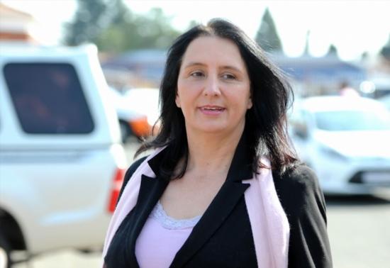 Vicki Momberg