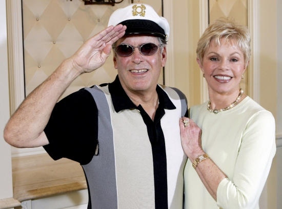 Toni Tennille and Daryl Dragon