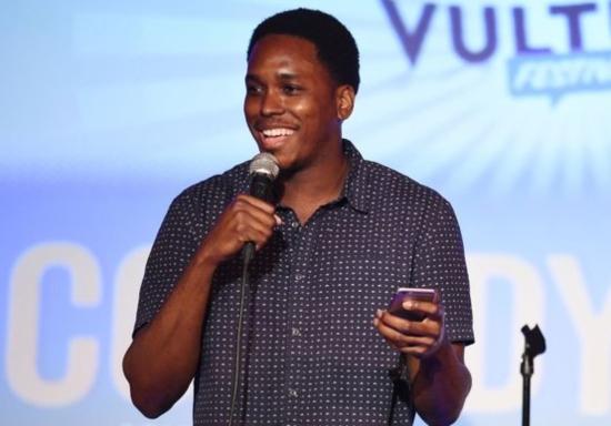 Kevin Barnett Comedian