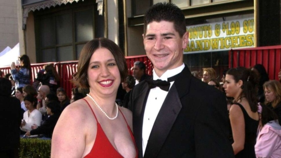 Jennifer Briner and Michael Fishman