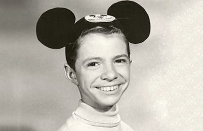 Dennis Day Mouseketeer