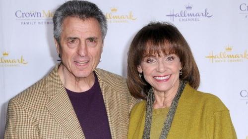Valerie Harper and husband Tony Cacciotti