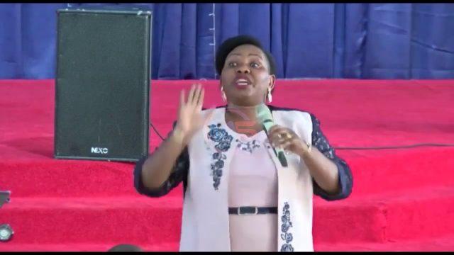 Pastor Susan Munene