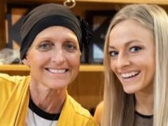 Mackenzie McKee and mom Angie Douthit