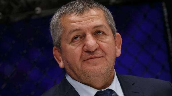 Abdulmanap Nurmagomedov