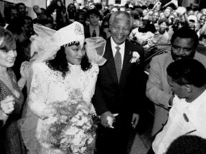Zindzi Mandela Wedding
