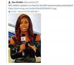 Dan Mcneil Tweet