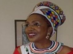 Queen Mantfombi Dlamini