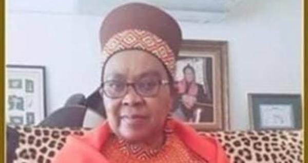 Sibongile Winifred Dlamini