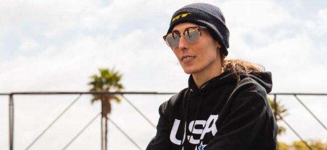 Chelsea Wolfe BMX
