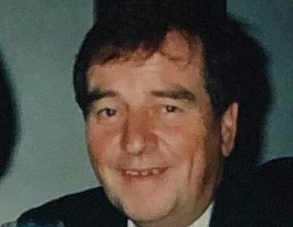 Glenys O'Brien's Husband Ernie Sigley